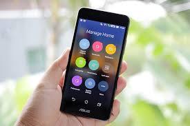smartphone plastica